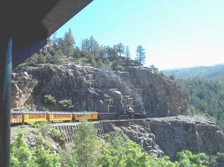 Interlude Tours: Journey on the Durango and Silverton Narrow Gauge Railroad (Travel Originating in Indianapolis)