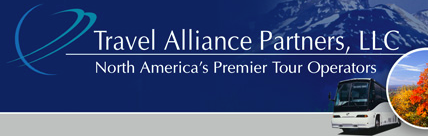 Interlude Tours is a proud partner of Travel Alliance Partners, LLC (TAP)